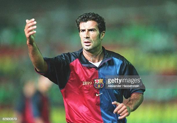 CUP 1999 Berlin HERTHA BSC BERLIN FC BARCELONA 21 Luis FIGO/BARCELONA