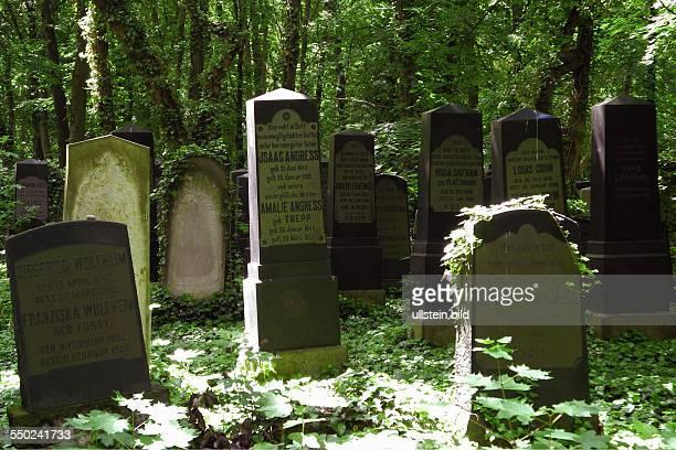 Berlin Juedischen Friedhof Weissensee