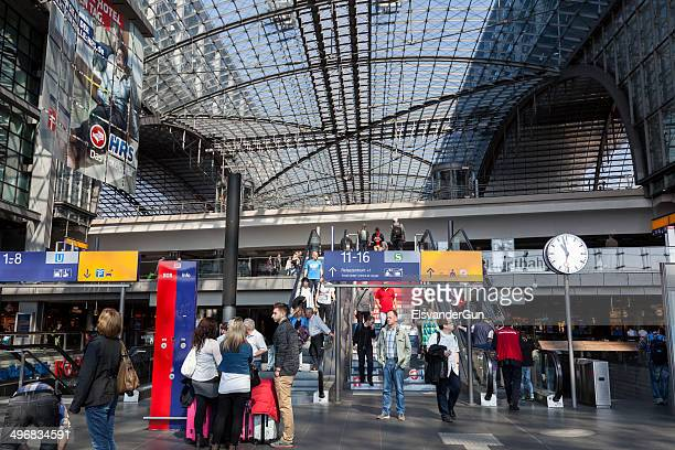 Berlin main station