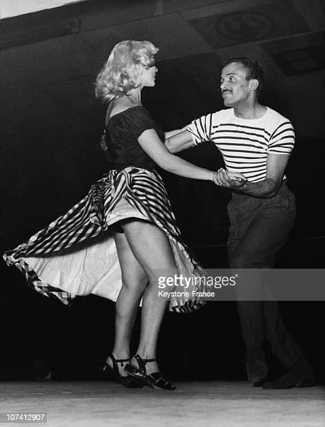 Berlin Paris International Jitterbug Dance Competition On September 20Th 1958