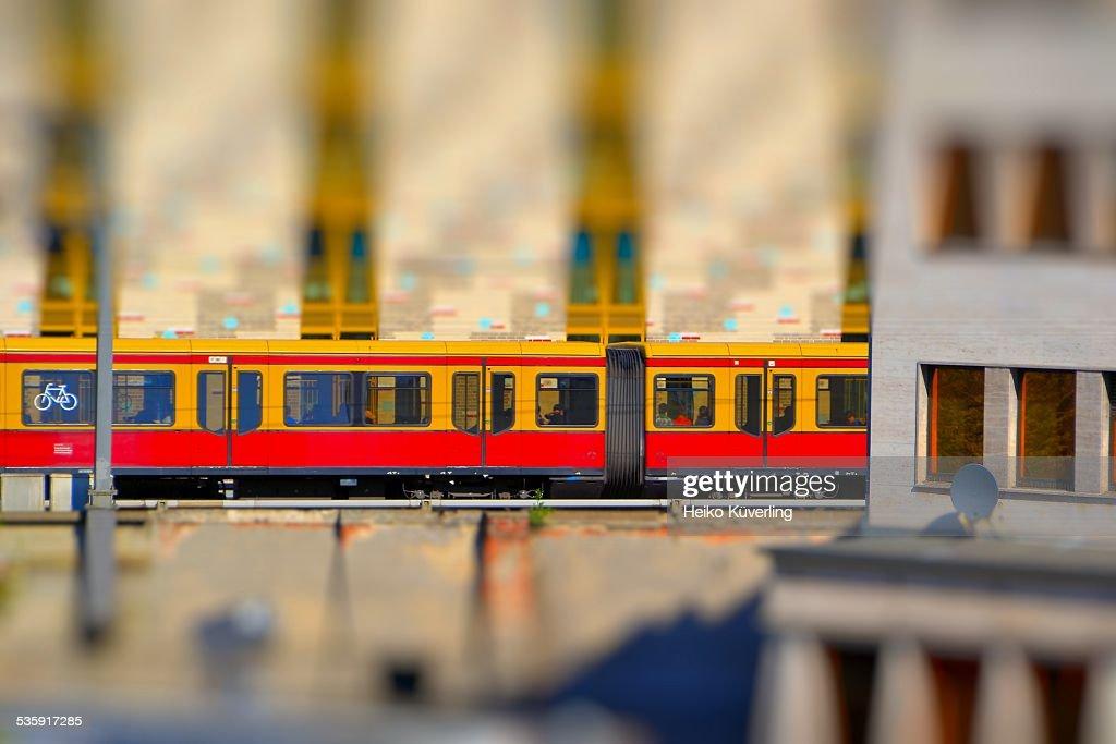 De Berlim : Foto de stock