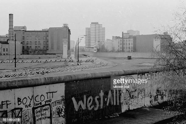 Berlin Potsdamer Platz in 1982