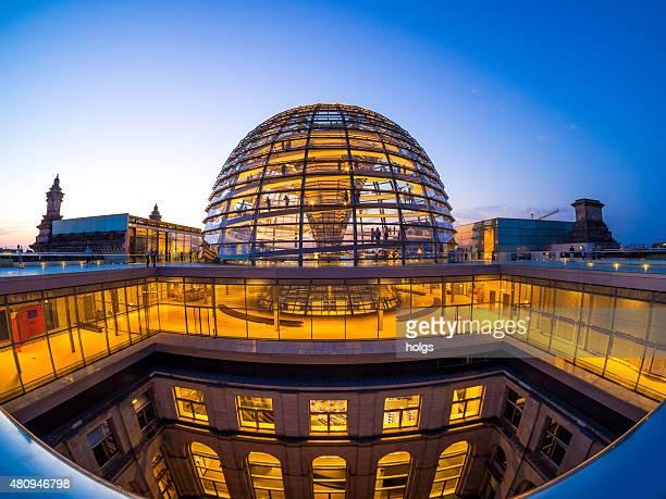 Berliner Reichstag Dome