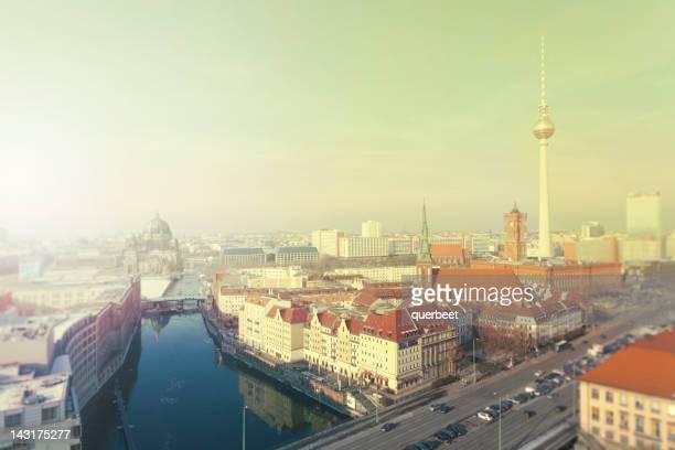 Berlin Skyline mit TV Tower