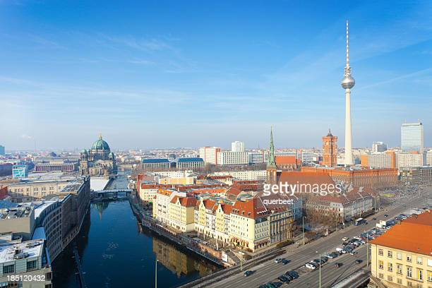 Berlin Skyline mit TV Tower