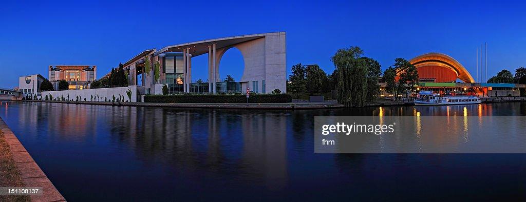 Berlin Tiergarten : Stock Photo