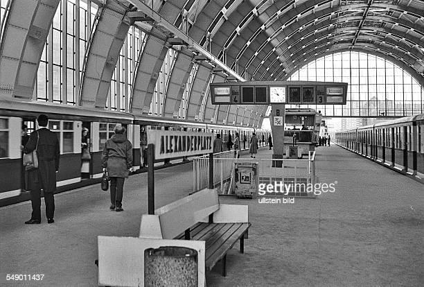 train station Alexanderplatz