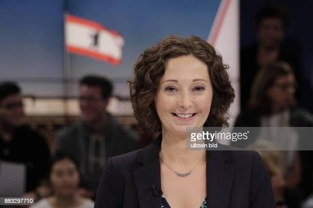 Berlin Wahl zum Berliner Abgeordnetenhaus RBB LiveSendung mit Publikum 'Parteien Politiker Positionen' Foto Ramona Pop