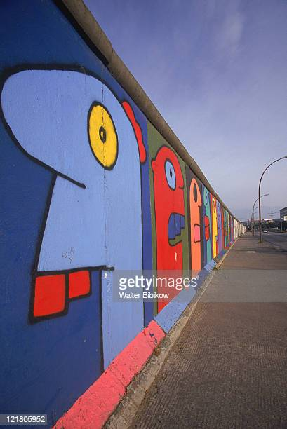 Berlin Wall, East Side Art Gallery, Germany