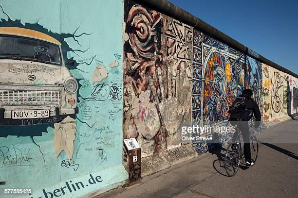 Berlin Wall, Muhlenstrasse