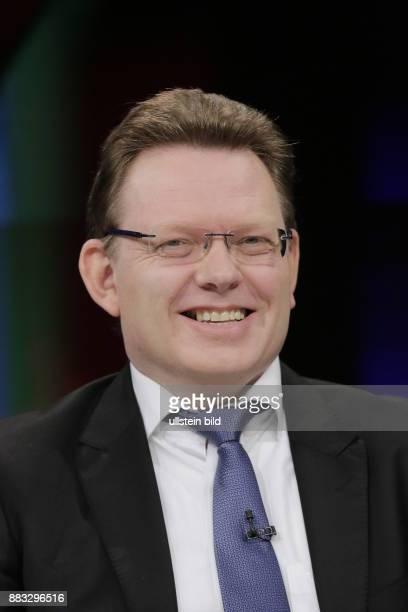 Berlin ZDF PolitTalk 'Maybrit_Illner' Thema Integration oder SpaltungWas kostet uns der soziale Frieden Foto Andreas Hollstein CDUBürgermeister der...