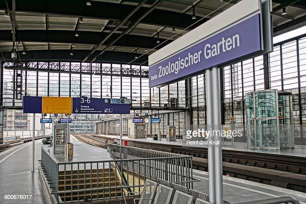 Berlin Zoologischer Garten Railway Station