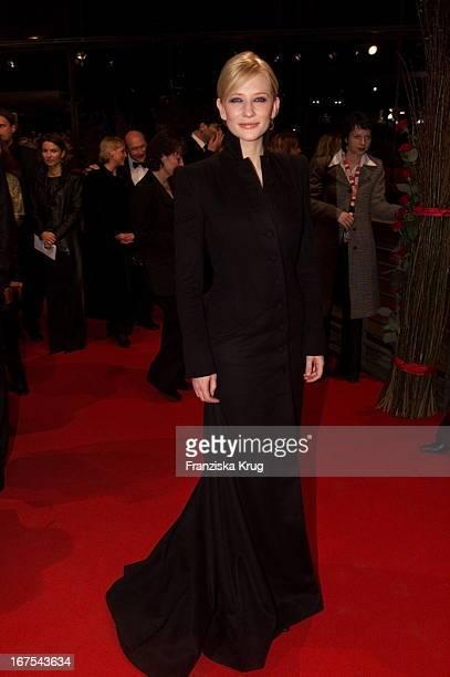Cate Blanchett Bei Eröffnungsfilm 'Heaven'