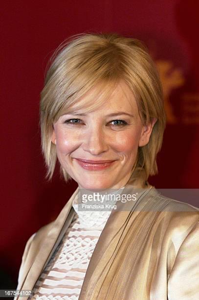 Cate Blanchett Bei Pk Zum Film 'Heaven'