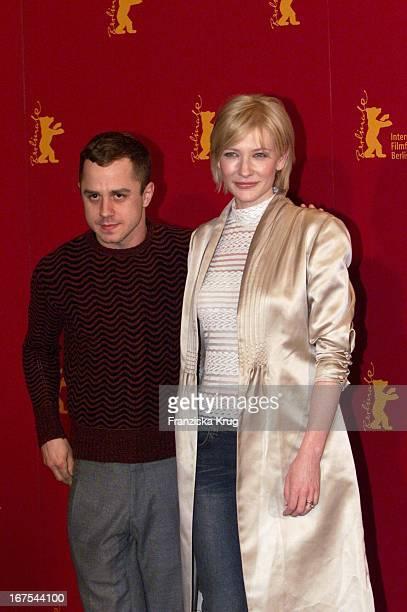 Giovanni Ribisi Cate Blanchett Bei Pk Zum Film 'Heaven'