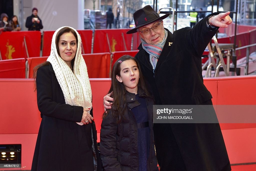 'Taxi' Premiere - 65th Berlinale International Film Festival