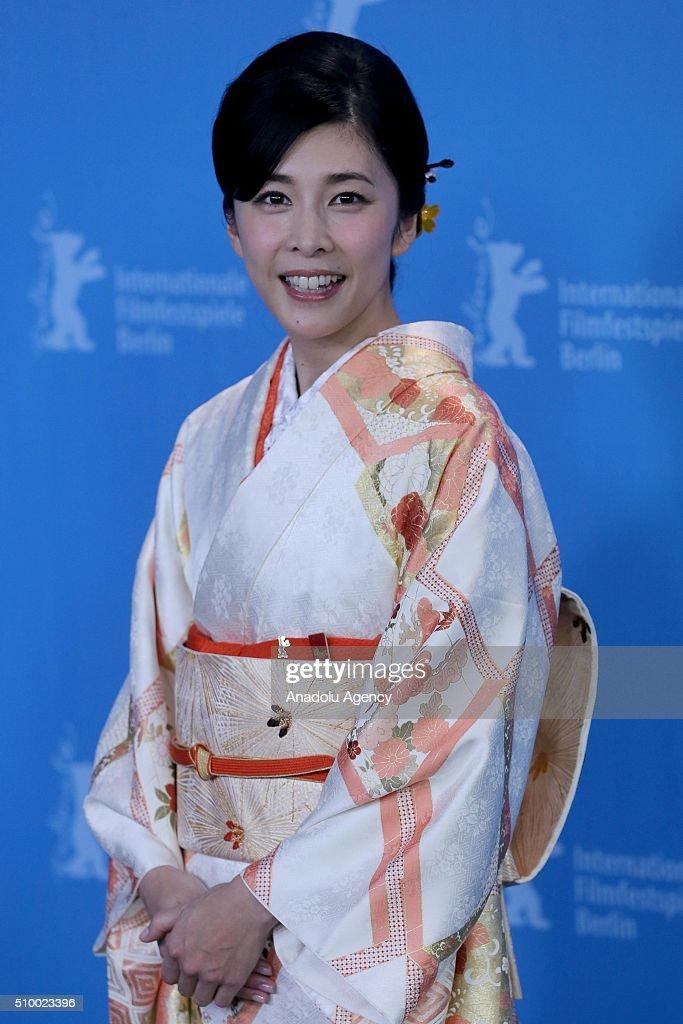 66. Berlinale Uluslararas Film Festivali kapsamnda 'Creepy' isimli filim, Grand Hyatt Otel'de düzenlenen basn toplants ile tantld. Basn toplants öncesinde gerçekletirilen fotoraf çekimine, oyuncu Yuko Takeuchi (fotorafta) geleneksel Japon kyafeti 'kimono' ile katld.