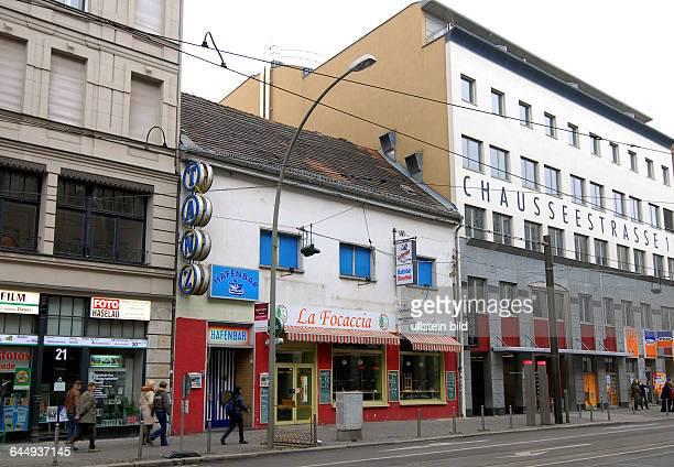 Berlins aelteste Discothek die Hafenbar in der Chausseestrasse in Mitte feierte 2007 ihren 40zigsten Geburtstag Schon zu DDRZeiten war sie angesagter...