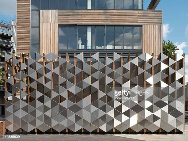 Bermondsey Bike Store Bermondsey Square London Se1 United Kingdom Architect Sarah Wigglesworth Architects Front Evaluation Bike Storage Sarah...