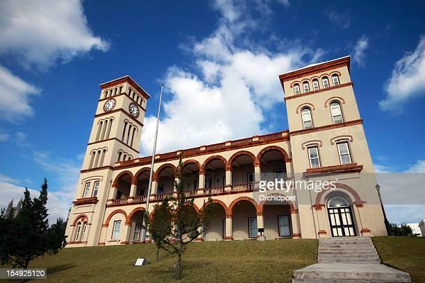 Bermuda Parliament and Supreme Court