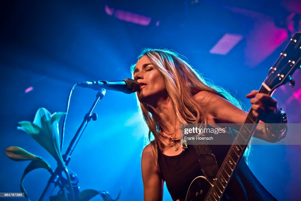 Heather Nova Performs In Berlin