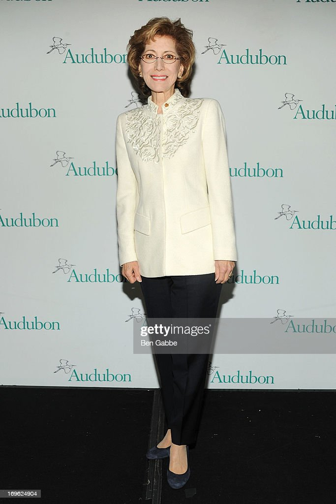 Bernadette Castro attends The National Audubon Society 10th Anniversary Women in Conservation Luncheon on May 29, 2013 in New York, United States.