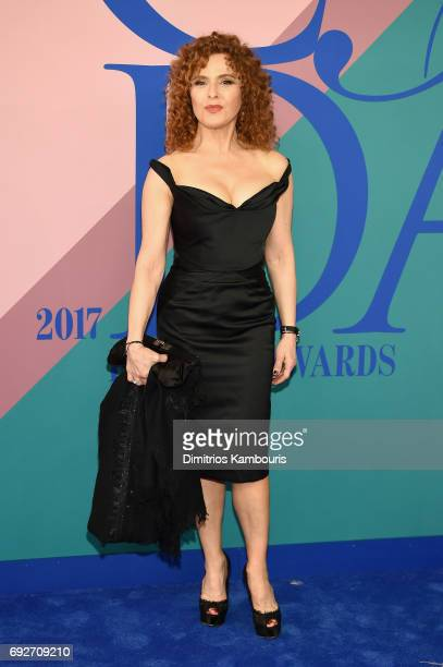 Bernadette Peters attends the 2017 CFDA Fashion Awards at Hammerstein Ballroom on June 5 2017 in New York City