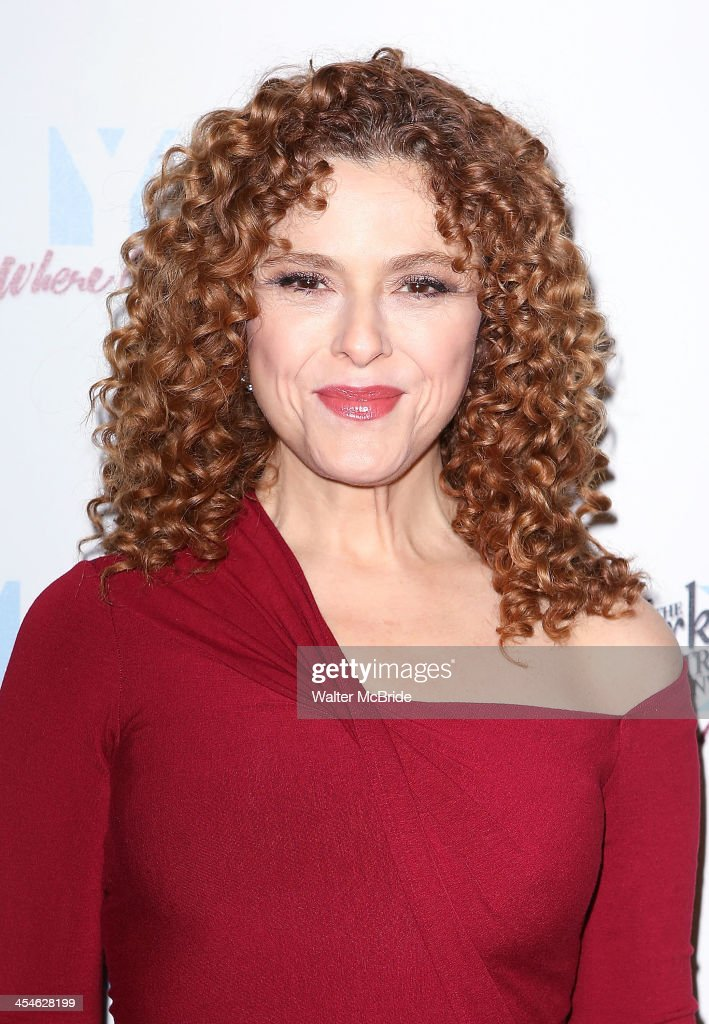 <a gi-track='captionPersonalityLinkClicked' href=/galleries/search?phrase=Bernadette+Peters&family=editorial&specificpeople=203332 ng-click='$event.stopPropagation()'>Bernadette Peters</a> attends the 22nd annual Oscar Hammerstein Award gala at The Hudson Theatre on December 9, 2013 in New York City.