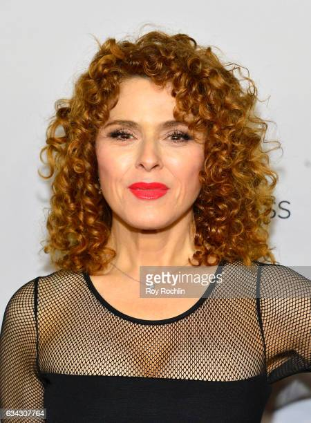 Bernadette Peters attends the 'The Good Fight' World Premiere at Jazz at Lincoln Center on February 8 2017 in New York City