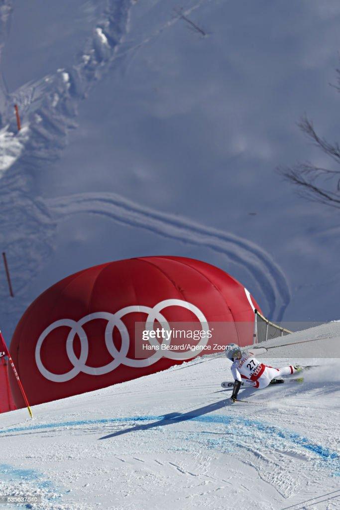 FIS World Ski Championships - Women's Giant Slalom