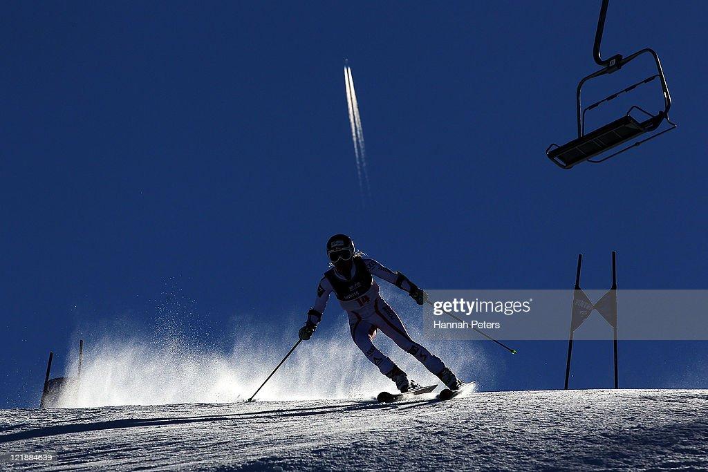 Winter Games NZ - Day 11: Giant Slalom - Womens + Adaptive