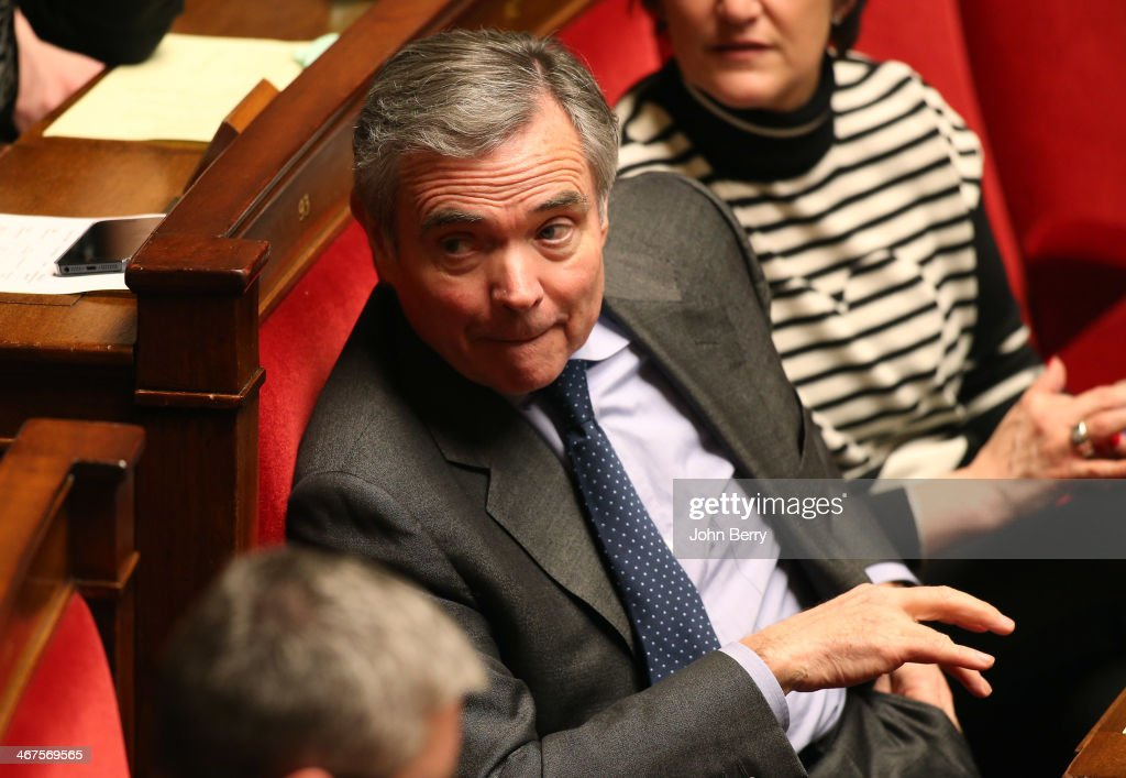 Questions To The Government At French National Assembly In Paris
