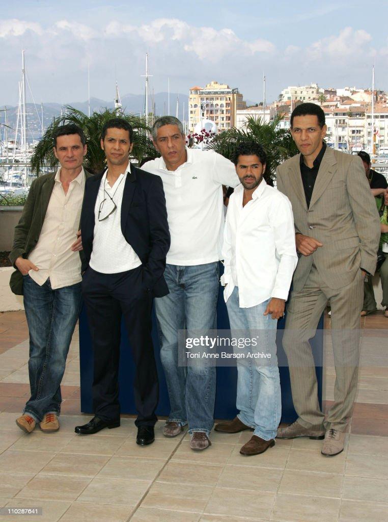 Bernard Blancan, Sami Bouajila, Samy Naceri, Jamel Debbouze and Roschdy Zem