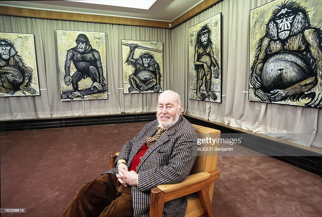 Bernard buffet getty images for Buffet bernard