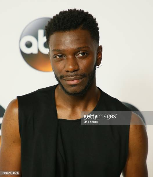 Bernard David Jones attends the 2017 Summer TCA Tour Disney ABC Television Group at The Beverly Hilton Hotel on August 6 2017 in Beverly Hills...
