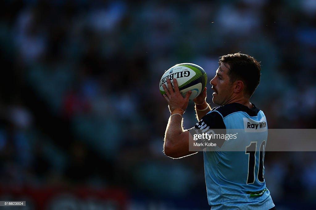 Super Rugby Rd 6 - Waratahs v Rebels