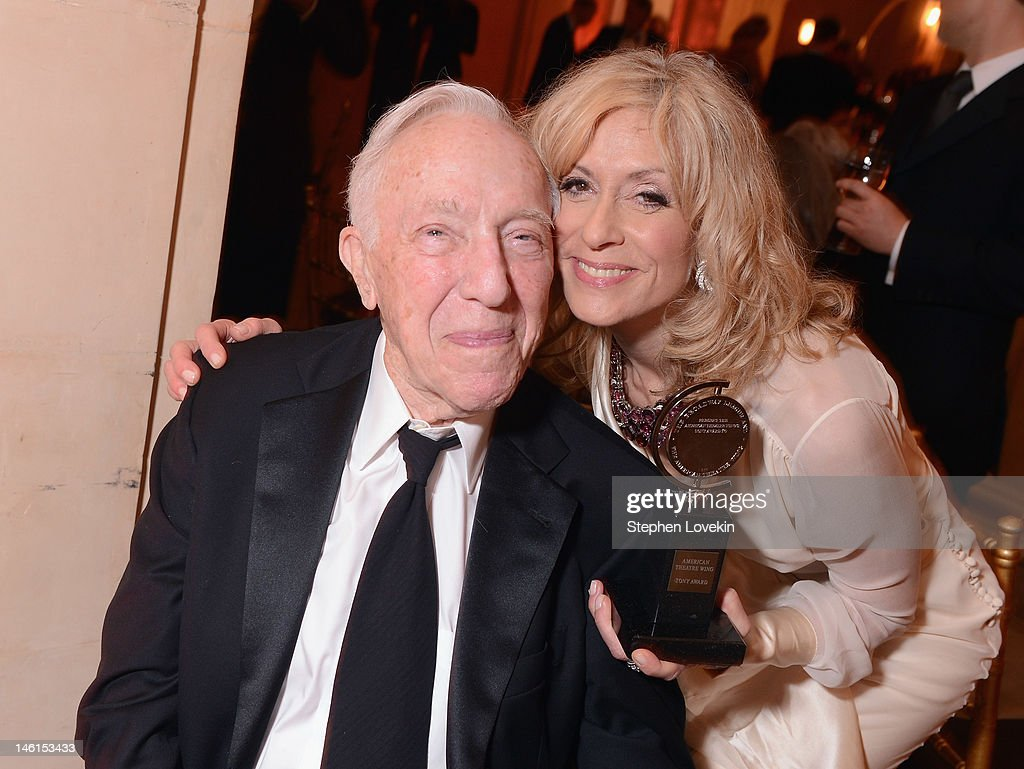 Bernard Gersten and <a gi-track='captionPersonalityLinkClicked' href=/galleries/search?phrase=Judith+Light&family=editorial&specificpeople=214207 ng-click='$event.stopPropagation()'>Judith Light</a>, winner for Best Featured Play Actress for 'Other Desert Cities' attend the 66th Annual Tony Awards after party at The Plaza Hotel on June 10, 2012 in New York City.