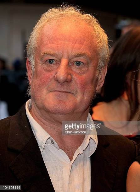 Bernard Hill arrives at the 'Kid' Premiere at the Odeon Leicester Square on September 15 2010 in London England