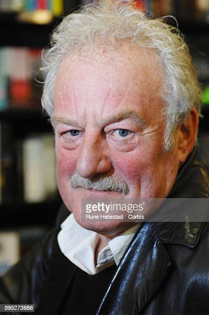 Bernard Hill attends the launch of JRR Tolkien's book 'The Children Of Hurin' at Waterstone's Piccadilly in central London