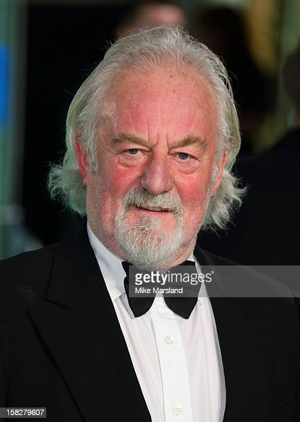 Bernard Hill attends the Royal Film Performance of 'The Hobbit An Unexpected Journey' at Odeon Leicester Square on December 12 2012 in London England