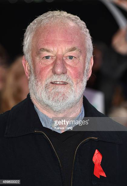 Bernard Hill attends the World Premiere of 'The Hobbit The Battle OF The Five Armies' at Odeon Leicester Square on December 1 2014 in London England