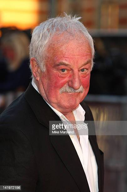 Bernard Hill attends the world premiere of 'Titanic 3D' at Royal Albert Hall on March 27 2012 in London England