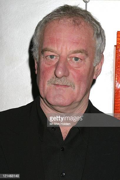 Bernard Hill during 2004 New York Film Critics Circle Awards at Noche Restaurant in New York New York United States