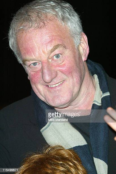 Bernard Hill during 'Lord Of The Rings The Return Of The King' UK Premiere at Odeon Leicester Square in London Great Britain