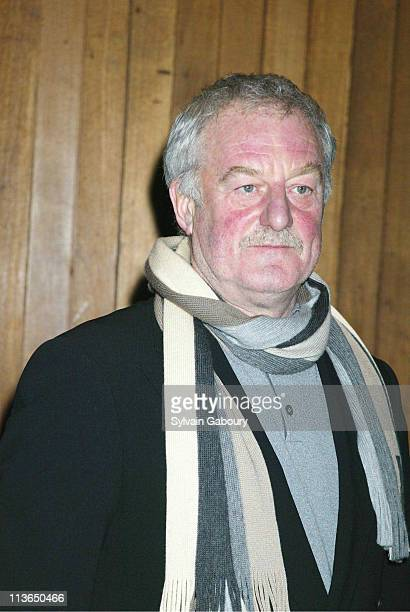 Bernard Hill during screening of 'Lord of The Rings The Return of the King' at Alice Tully Hall Lincoln Center in New York New York United States