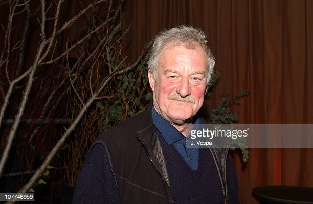 Bernard Hill during The 59th Annual Golden Globe Awards New Line After Party at Beverly Hills Hilton in Beverly Hills California United States