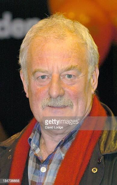Bernard Hill during The London Children's Film Festival 2005 Opening Gala Screening of 'Chicken Little' at Barbican Cinema in London Great Britain