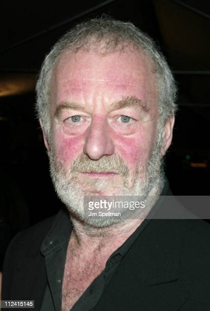 Bernard Hill during 'The Lord of The Rings The Two Towers' Premiere New York at Ziegfeld Theatre in New York City New York United States