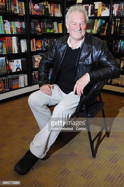 Bernard Hill the launch of JRR Tolkien's book 'The Children Of Hurin' at Waterstone's Piccadilly in central London