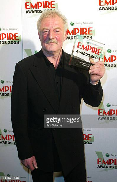 Bernard Hill winner ofScene of the Year Award for 'The Lord of The Rings Return of the King'